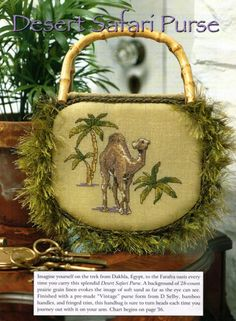Just Cross Stitch, Straw Bag, Reusable Tote Bags, Embroidery, Purses, Vintage, Animals, Handbags, Needlepoint