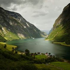 Sognefjord, Norway