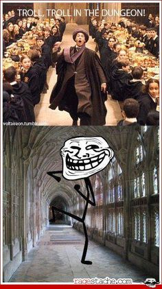 How About... ?: Harry Potter e risos !!