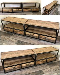 Ingenious DIY Wood Pallet Recycling Projects – Page 2 – Pallet Ideas