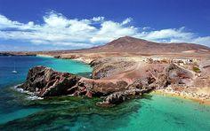 Yaiza, Lanzarote Tenerife, Island Design, Beach Bars, Canario, Island Beach, Canary Islands, Belleza Natural, Best Hotels, The Good Place