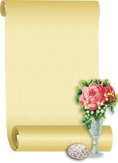 .Com Vaso de Flores