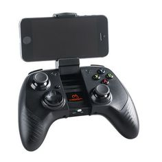 A wireless/bluetooth gaming controller to take the game anywhere. | 33 Products Every iPhone Addict Will Want