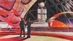 Great addition to your Cold War Unit - Soviet sci-fi: The future that never came
