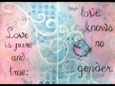 Art Journal Page 181 - YouTube