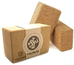 The Manduka Cork Yoga Block sets the standard for high performance yoga props. Cork is a renewable, sustainable material which has a firmness not found in foam blocks, and it allows you to feel secure in the support it provides. You can also feel good about the manufacture of our blocks, knowing there are no toxic chemicals produced in their harvesting and manufacturing.