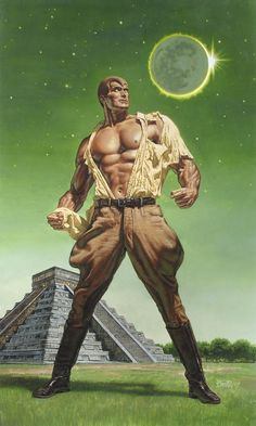 doc savage pictures - Google Search