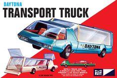 Daytona Transport Truck Model.