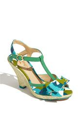 Poetic Licence 'Behave Yourself' Sandal