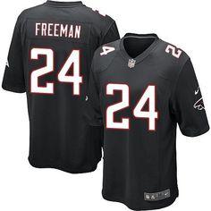 Atlanta Falcons #24 Game Jersey #classic #Jersey #FalconsStar #Jerseys #FalconsFans #GameJerseys