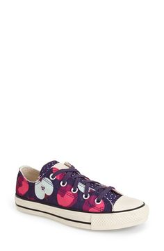 Converse Chuck Taylor® All Star® Apple Print Sneaker (Women) available at #