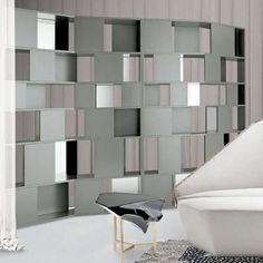 Libreria Mosaique design Francesco Rota per Driade #driade #francescorota