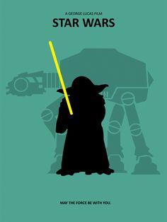 STAR WARS - Guerra nas Estrelas - Mestre Yoda