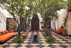 Inspired By...: An Enchanting Moroccan Oasis