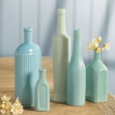 DIY for those of us who hate to part with pretty jars