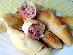 La cocina de Gisele: Cachitos de Jamón