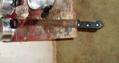 #News  Após brigar com mulher, homem tenta matar família a golpes de facão no Norte de Minas
