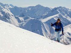 Skiing New Zealand's Club Fields