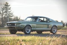 Auction Block: 1967 Shelby Mustang GT500 Fastback