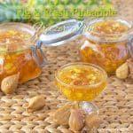 Fig and Fresh Pineapple Freezer Jam