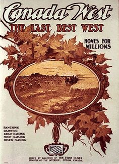 Immigration to Canada history docs from Comes with student tasks STRAND B Canadian Pacific Railway, Canadian Travel, Wilfrid Laurier, Vintage Ski Posters, Immigration Canada, Nature Posters, Canadian History, O Canada, Western Canada