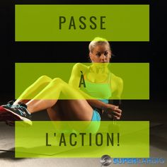 passe-a-action-supercardio-citation Citations Sport, Yoga, Action, Beachbody, Affirmations, Fitness Motivation, Positivity, Workout, Quotes