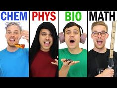 SCIENCE WARS - Acapella Parody - YouTube -- call me a nerd, but this is just great!