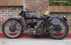 1930 Velocette KTT 350