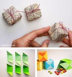 Cajas-de-papel-origami