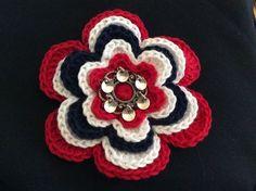 Crochet Earrings, Floral, Flowers, Jewelry, Fashion, Moda, Jewels, Fashion Styles, Schmuck