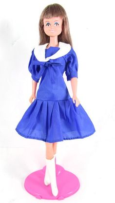 1968 Maddie Mod Doll by Princess Grace Doll Inc Barbie Clone TNT Waist