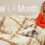 June 2015 - Crochet Throw of the Month