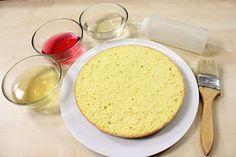 Come fare la bagna per torte My Recipes, Italian Recipes, Sweet Recipes, Cake Recipes, Cake Cookies, Cupcake Cakes, Cupcakes, My Favorite Food, Favorite Recipes