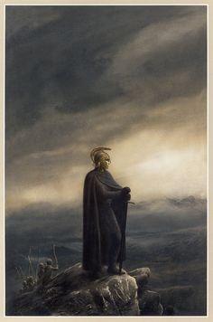 eaja:  Art by Alan Lee