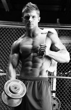 Steve Cook is my fitness role model. I'm currently bulking and on his weight training program.