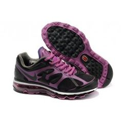 innovative design 107ad d68c1 Nike Air Max 2012 Black Magenta Pure Platinum Womens Style Code  487679-005  Basket
