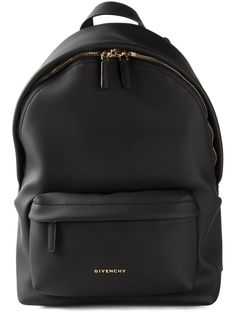 Givenchy Classic Backpack - Dell oglio - Farfetch.com Backpack Outfit 1f62f457ad2e7