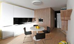 Návrh vzorového bytu, Arboria park Slnečná, Trnava | RULES architekti