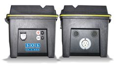 SOS in a Box (Solar Operations System) - back up power system...that only needs the sun!