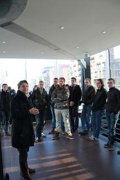 Elbphilharmonie tour