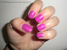 CHIKI88...  my passion for nails!: The nails of the week: Hot tropics!