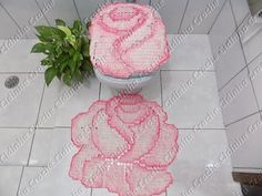 Find the most relevant information, video, images, and answers from all across the Web. Filet Crochet, Crochet Doilies, Crochet Flowers, Crochet Carpet, Crochet Home, Simply Crochet, Knit Pillow, Crochet Bunny, Crochet Videos