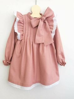 Baby Dress Pattern Outfit Best Ideas The Effective Pictures We Offer You About baby dress patter Dresses Kids Girl, Little Dresses, Kids Outfits, Girls, Baby Girl Fashion, Kids Fashion, Fashion Fashion, Toddler Dress, Toddler Girl