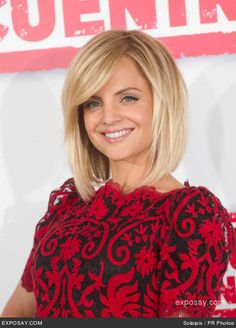 Mena Suvari-love this hairstyle  @Heather Villarreal--This looks like the really cute haircut you had last time I saw you.  You look kind of like this girl here too.  So pretty!