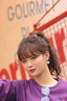 Kim Yoo Jung Fashion, Kim So Hyun Fashion, Korean Makeup Look, Korean Beauty, Asian Beauty, Asian Makeup, Eye Makeup, Kim Yoo Jung Photoshoot, Kim Joo Jung