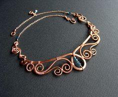 Copper Collar   Flickr: Intercambio de fotos