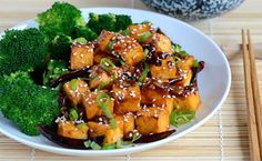 Meatless Monday: General Tso's Tofu by Kalyn Denny