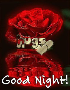 Best Good Night Rose Gifs, Awesome Red, pink, black roses with animated images. Top 30 rose gifs with good night messages. Good Night Love Messages, Good Night Love Quotes, Beautiful Good Night Images, Good Night Prayer, Good Night Blessings, Good Night Greetings, Good Night Wishes, Good Night Sweet Dreams, Good Morning Good Night