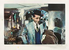I'm dreaming of a black Christmas by Richard Hamilton, Original Title: I'm dreaming of a black Christmas Genre: genre painting Roy Lichtenstein, Arte Pop, Andy Warhol, Richard Hamilton Pop Art, Nam June Paik, Black Christmas, Christmas Print, Oldenburg, Artwork Images