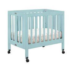 babyletto Origami Mini Crib | AllModern